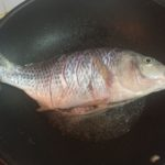 ソウギョ、コウライギギ、ティラピアを料理して食べる
