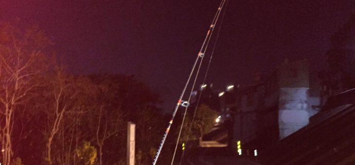 台北で釣り 順調にボウズです。ティラピア攻略失敗!!