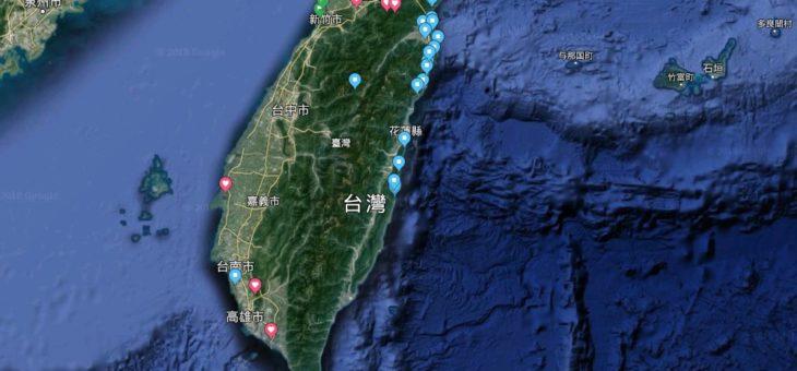 台湾でショアGTを考える。これで何回目か?未だに一匹も釣ったことないw