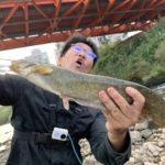 ナマズをマイクロスプーンで釣るin台湾