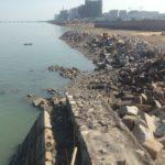 新規開拓 高崎の堤防