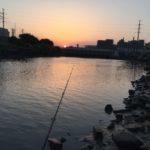 福建省晋江市で釣り場開拓…失敗