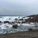 台湾の基隆,新北,宜蘭の釣り場調査 第一日目 磯釣りパラダイスやな