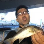 2018年個人的な道頓堀川バス釣り大会DTBカップ開催