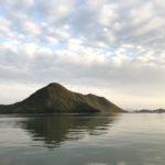 日生港でサヨリ釣り時々イワシとカサゴ、ショアジギはむずい。