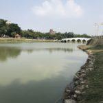 台湾のピーコックバスとトーマンとレッドデビルを釣りに蓮池潭と金獅湖へ行ってきた