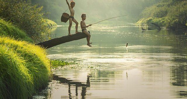 ナイジェリアの釣り考察
